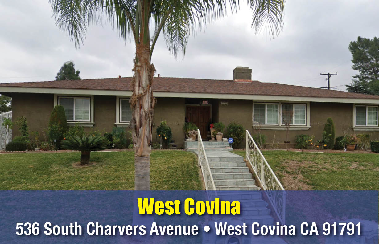 536 South Charvers Avenue, 